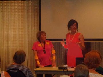 keynotes and workshops for better health